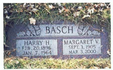 BASCH, HARRY H. - Pottawattamie County, Iowa | HARRY H. BASCH
