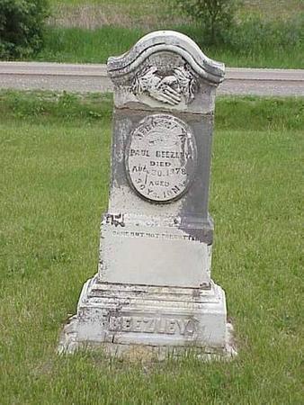 BEEZLEY, JERUSHA A. - Pottawattamie County, Iowa | JERUSHA A. BEEZLEY