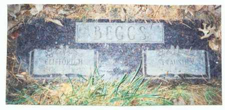 BEGGS, CLIFFORD H. - Pottawattamie County, Iowa | CLIFFORD H. BEGGS