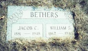 BETHERS, WILLIAM S. - Pottawattamie County, Iowa | WILLIAM S. BETHERS