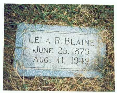 BIRCHARD, LELA R. - Pottawattamie County, Iowa | LELA R. BIRCHARD