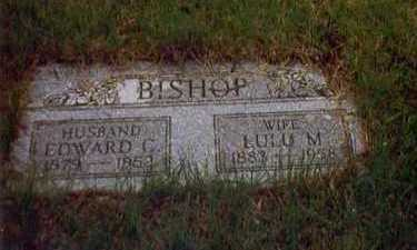 BISHOP, EDWARD - Pottawattamie County, Iowa | EDWARD BISHOP