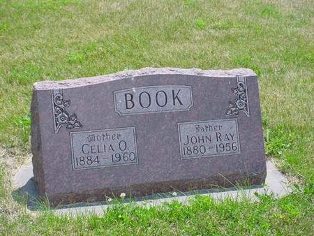 BOOK, CELIA O. - Pottawattamie County, Iowa | CELIA O. BOOK