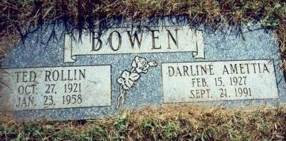 BOWEN, DARLINE AMETTIA - Pottawattamie County, Iowa | DARLINE AMETTIA BOWEN
