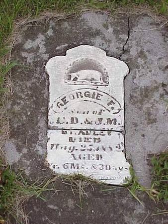 BRADLEY, GEORGIE F. - Pottawattamie County, Iowa | GEORGIE F. BRADLEY