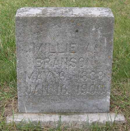 BRANSON, MILLIE A. - Pottawattamie County, Iowa | MILLIE A. BRANSON