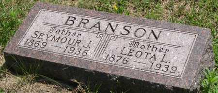 BRANSON, LEOTA L. - Pottawattamie County, Iowa | LEOTA L. BRANSON