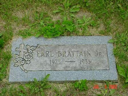 BRATTAIN, EARL, JR. - Pottawattamie County, Iowa | EARL, JR. BRATTAIN