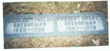 BRENNEMAN, ROBERT GRANT - Pottawattamie County, Iowa | ROBERT GRANT BRENNEMAN
