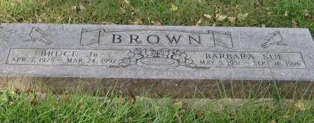 BROWN JR., BRUCE - Pottawattamie County, Iowa | BRUCE BROWN JR.