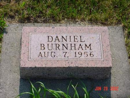 BURNHAM, DANIEL - Pottawattamie County, Iowa | DANIEL BURNHAM