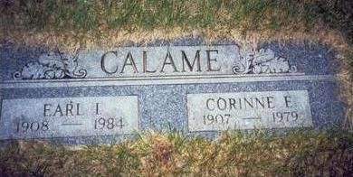 CALAME, CORINNE E. - Pottawattamie County, Iowa | CORINNE E. CALAME