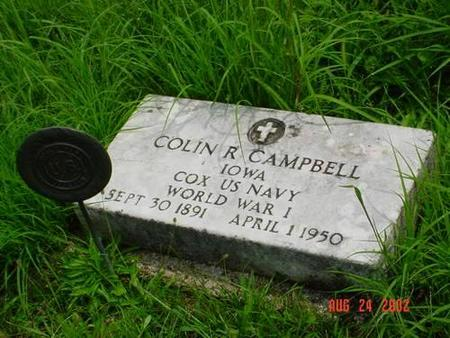 CAMPBELL, COLIN R. - Pottawattamie County, Iowa | COLIN R. CAMPBELL