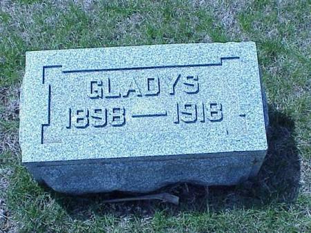 CAMPBELL, GLADYS - Pottawattamie County, Iowa | GLADYS CAMPBELL