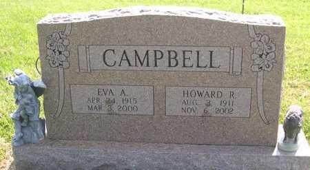 CAMPBELL, HOWARD R - Pottawattamie County, Iowa | HOWARD R CAMPBELL