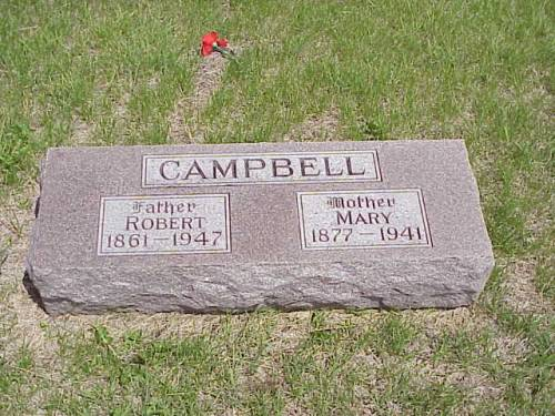 CAMPBELL, ROBERT & MARY - Pottawattamie County, Iowa | ROBERT & MARY CAMPBELL
