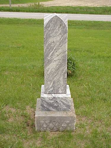 CARSE, CHILDREN - HEADSTONE - Pottawattamie County, Iowa | CHILDREN - HEADSTONE CARSE