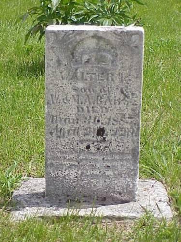 CARSE, WALTER L. - Pottawattamie County, Iowa | WALTER L. CARSE