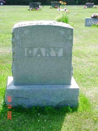 CARY, CLARENCE E. - Pottawattamie County, Iowa | CLARENCE E. CARY