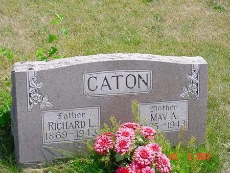 CATON, RICHARD L. - Pottawattamie County, Iowa | RICHARD L. CATON