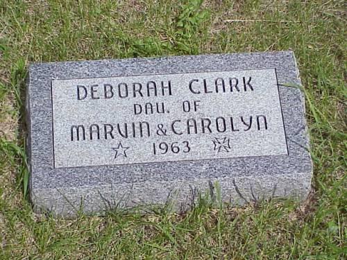 CLARK, DEBORAH - Pottawattamie County, Iowa | DEBORAH CLARK