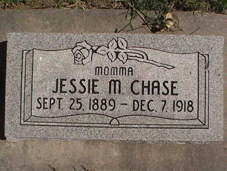 CHASE, JESSIE - Pottawattamie County, Iowa | JESSIE CHASE