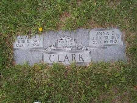 CLARK, ALAN/ALAM - Pottawattamie County, Iowa | ALAN/ALAM CLARK