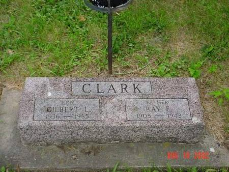 CLARK, GILBERT L. & RAY E. - Pottawattamie County, Iowa | GILBERT L. & RAY E. CLARK
