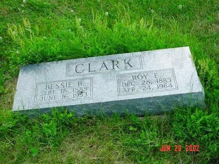 CLARK, ROY E. - Pottawattamie County, Iowa | ROY E. CLARK