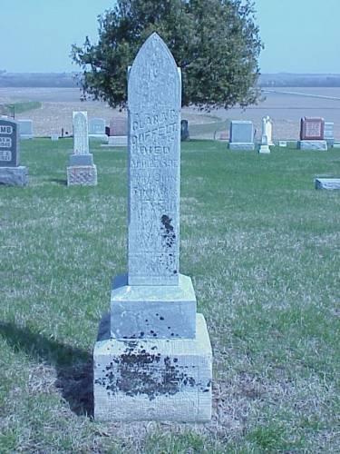 COFFELT, CLARA C. - Pottawattamie County, Iowa   CLARA C. COFFELT