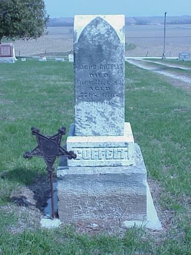 COFFELT, JACOB - Pottawattamie County, Iowa | JACOB COFFELT