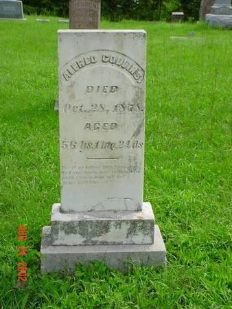 COLLINS, ALFRED - Pottawattamie County, Iowa | ALFRED COLLINS