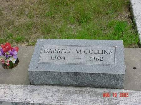 COLLINS, DARRELL M. - Pottawattamie County, Iowa | DARRELL M. COLLINS