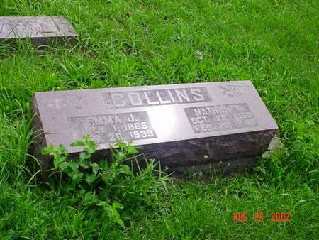 COLLINS, EMMA J. & NATHAN S. - Pottawattamie County, Iowa | EMMA J. & NATHAN S. COLLINS