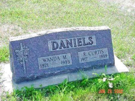 DANIELS, WANDA M. - Pottawattamie County, Iowa | WANDA M. DANIELS