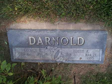 DARNOLD, EDITH A. - Pottawattamie County, Iowa | EDITH A. DARNOLD