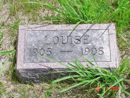 DAVIS, LOUISE - Pottawattamie County, Iowa | LOUISE DAVIS