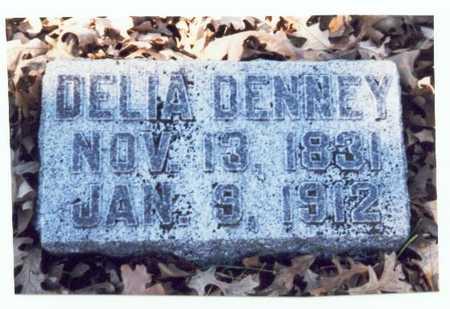 DENNEY, DELIA - Pottawattamie County, Iowa | DELIA DENNEY
