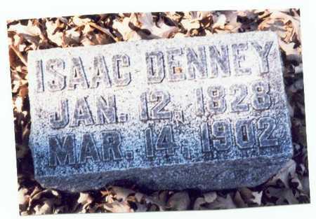 DENNEY, ISAAC - Pottawattamie County, Iowa | ISAAC DENNEY