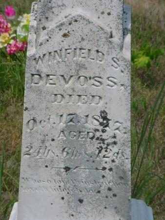 DEVOSS, WINFIELD - Pottawattamie County, Iowa | WINFIELD DEVOSS