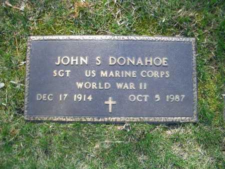 DONAHOE, JOHN S - Pottawattamie County, Iowa | JOHN S DONAHOE