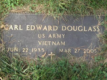 DOUGLASS, CARL EDWARD - Pottawattamie County, Iowa | CARL EDWARD DOUGLASS