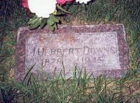 DOWNS, J. HERBERT - Pottawattamie County, Iowa | J. HERBERT DOWNS