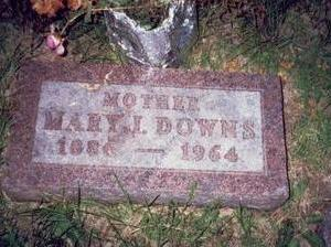 DOWNS, MARY ISABELLE - Pottawattamie County, Iowa | MARY ISABELLE DOWNS