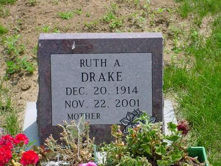 DRAKE, RUTH A. - Pottawattamie County, Iowa | RUTH A. DRAKE