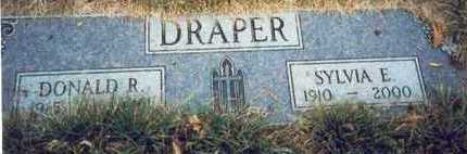 DRAPER, DONALD R. - Pottawattamie County, Iowa | DONALD R. DRAPER