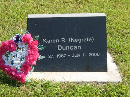 DUNCAN, KAREN R. - Pottawattamie County, Iowa   KAREN R. DUNCAN