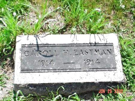 EASTMAN, CAROLL H. - Pottawattamie County, Iowa | CAROLL H. EASTMAN