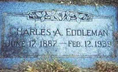 EDDLEMAN, CHARLES A. - Pottawattamie County, Iowa | CHARLES A. EDDLEMAN