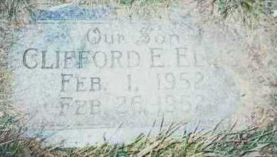 ELLIS, CLIFFORD E. - Pottawattamie County, Iowa | CLIFFORD E. ELLIS